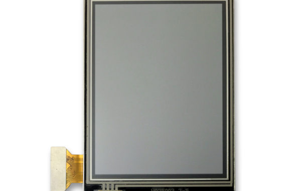 3.5 inch QVGA transflective sunlight readable tft lcd screen
